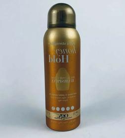 1 backcomb tease hairspray extra strength honey