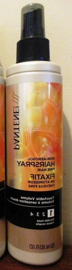 1 x Pantene Pro-V Fine Hair Touchable Volume Non-Aerosol Hai