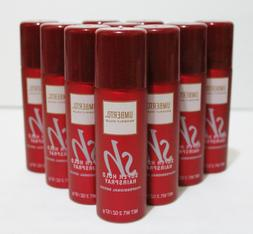 10x UMBERTO BEVERLY HILLS Super Hold Hair Spray Travel Size