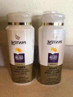 2 / 2pk Pantene Pro-V Radiant Color Volume Shampoo 20.2 oz a
