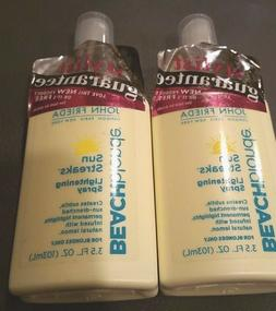 2 John Frieda Beach Blonde - Sun Streaks Lightening Spray 3.