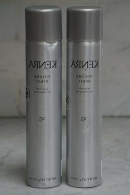 2 PACK. 10 oz. Kenra # 25 Volume Spray. Super Hold Finishing