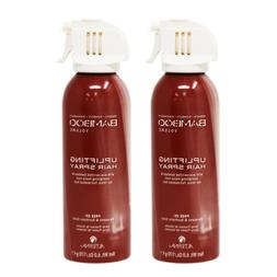 2 PACK Alterna Bamboo Volume Uplifting Hair Spray for Thick
