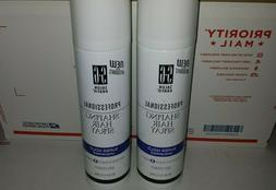 2 professional shaping hair spray super hold