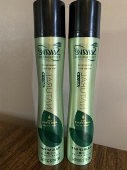 2 Suave Professionals Natural Smooth Micro Mist Hair Spray L