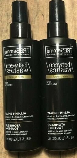 2 Tresemme Between Washes All in 1 Spray Hydrate Smoothing D