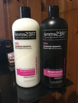 TRESemme 24 Hour Body Healthy Volume Shampoo And Conditioner
