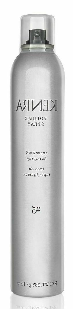 Kenra 25 Volume Super Hold Finishing Hair Spray 10 Oz