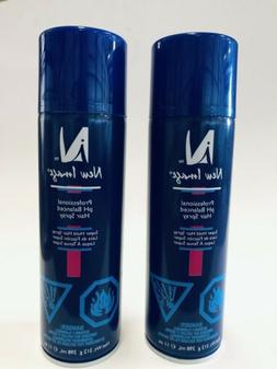 2X New Image Professional pH Balanced Super Hold Hair Spray