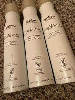 3 NEXXUS DZYN MAKER Sheer Volume Design and Finishing Mist 1