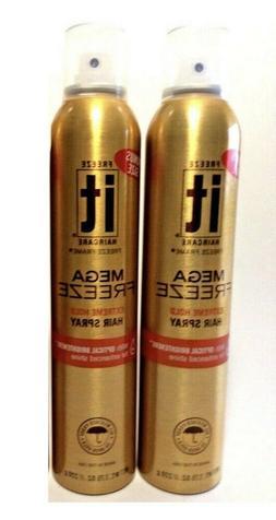 IT Hair Care - MEGA FREEZE Hair Spray Extreme Hold 7.75 oz