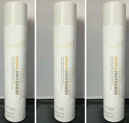 3 Sebastian Shaper Hold & Control Spray Hairspray 10.6oz Eac
