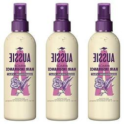 3 x Aussie Miracle Hair Insurance Recharge Leave-in Conditio