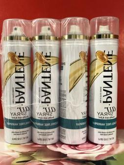 4 Pack - Pantene Pro-V Smooth Airspray Alcohol Free Hair Spr