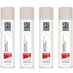 4 Pack Salon Grafix Mega Hold Professional Freezing Hair Spr