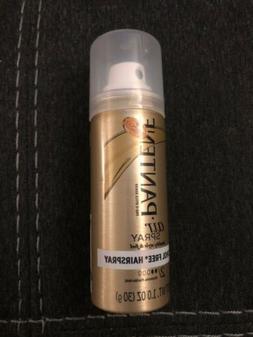 4x Pantene Air Spray Alcohol-Free #2 Hairspray NEW Travel Si
