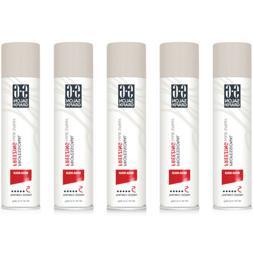 5 Pack Salon Grafix Mega Hold Professional Freezing Hair Spr