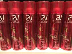 6 cans of Vidal Sassoon Pro Series #2 Flexible Hold Hair Spr