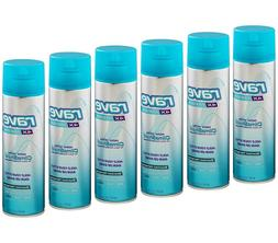 6 RAVE Unscented Hair Spray With ClimaShield 4X Mega Hold Fi