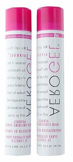 TRI Aerogel Hair Spray 10.5 oz. - 2 pack! Brand New! FAST FR