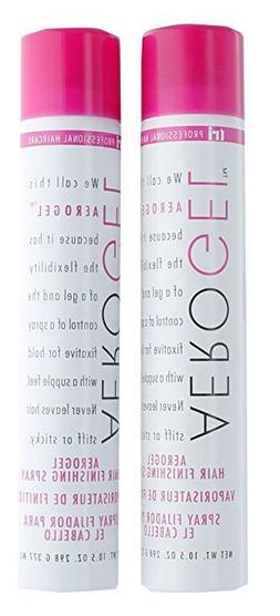 TRI Aerogel Hair Spray 10.5 oz. - 2 pack! Brand New! FAST FR