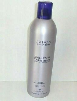 Alterna Caviar Anti-Aging Working Hair Spray Ultra-Dry Contr