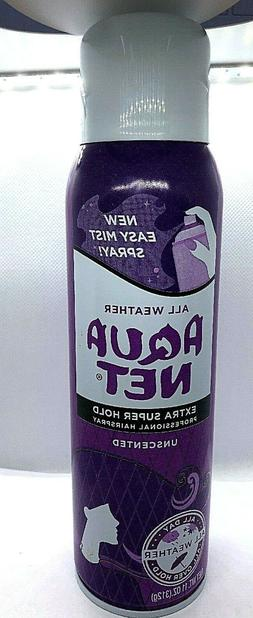 aqua net extra super hold hair spray