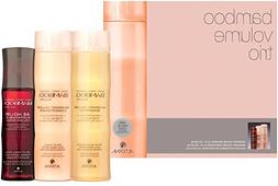 Alterna Bamboo Volume Shampoo, Conditioner & 48-Hour Sustain