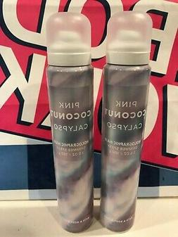 Bath & Body Works PINK COCONUT CALYPSO Holographic Shimmer H