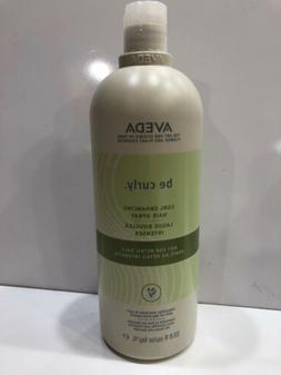 Aveda BE CURLY Curl Enhancing Hair Spray Refill 1 Liter 33.8