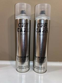 Tigi Bed Head Hard Head Hair Spray 10.6 Oz Pack of Two