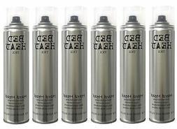 Tigi Bed Head Hard Head Hair Spray 10.6 Oz Pack of Six