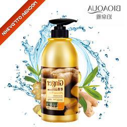 BIOAQUA 400ml Ginger <font><b>Hair</b></font> Shampoo Dry <f