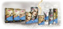 BLOND TIME LIGHTENING KIT, UP TO 4/7 TONES SILVER EFFECT SHA
