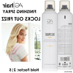AG HAIR CARE SMOOTH FRIZZPROOF Argan Anti-Humidity Finishing