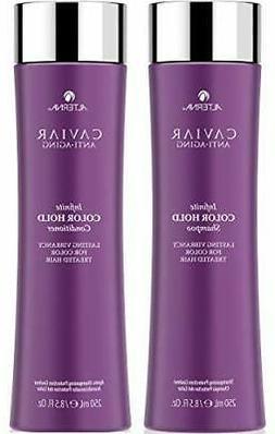 CAVIAR Anti-Aging Infinite Color Hold Shampoo and Conditione
