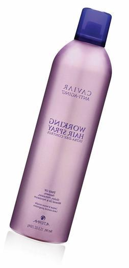 Alterna Caviar Anti-Aging Working Hair Spray, 15.5 oz NEW