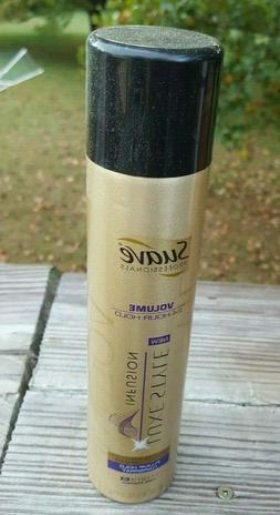 CRAZY PRICE!  SUAVE LUXE STYLE INFUSION PUMP HOLD HAIR SPRAY