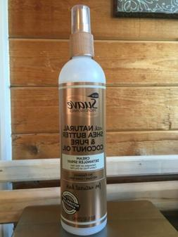 SUAVE Cream Detangler Spray 10oz with natural shea butter an