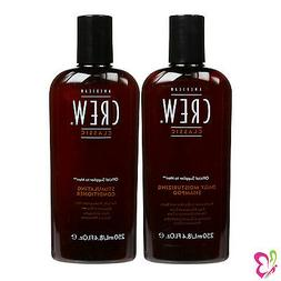AMERICAN CREW Daily Moisturizing Shampoo, 8.4 Oun