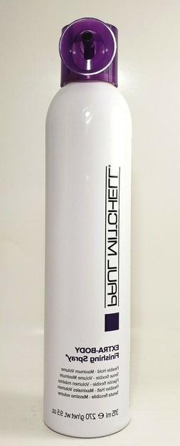 Paul Mitchell Extra Body Finishing Spray 9.5 fl