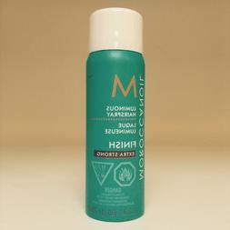 Moroccanoil Finish Luminous Hairspray EXTRA STRONG ~ Travel