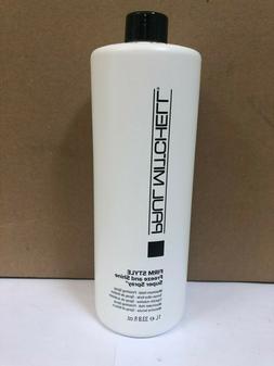 Paul Mitchell Firm Style Freeze & Shine Super Spray 33.8 Oz,