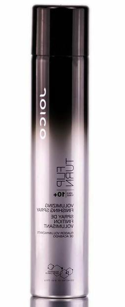 Joico Flip Turn Volumizing Finishing Spray - 9 oz. New! Fast