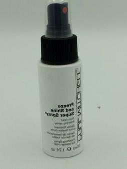 Paul Mitchell Freeze & Shine Super Hair Spray Travel Size
