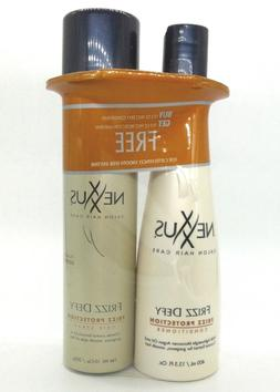 Nexxus Frizz Defy Conditioner & Hair Spray Duo  13.5oz/10oz