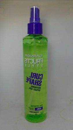 Garnier Fructis Style Curl Shape Defining Spray Gel For Curl