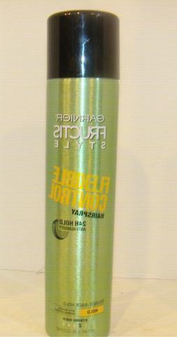 Garnier Fructis Style Flexible Control Hair Spray Strong Hol