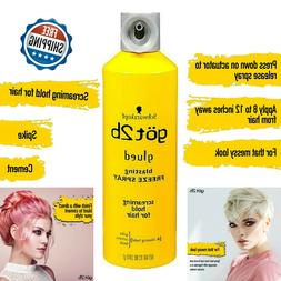 Schwarzkopf Got2b Glued Blasting Freeze Hairspray 12 Ounce H
