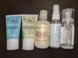 Hair Care Samples Shampoo Conditioner Hair Spray Lot Of 5